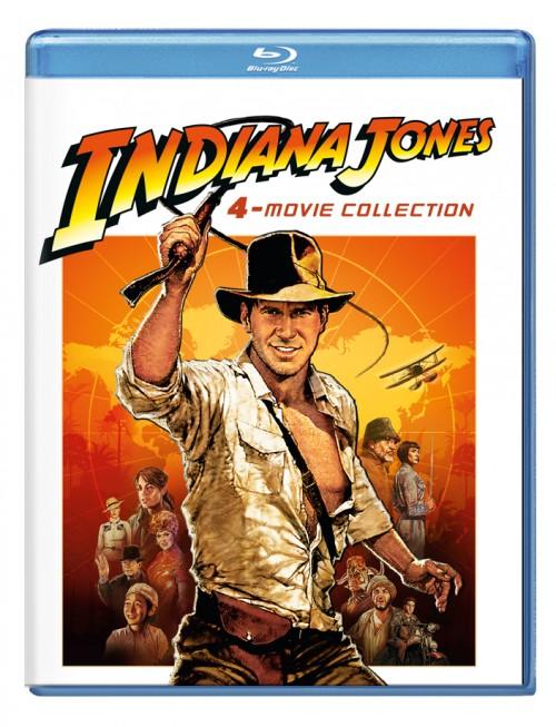 Indiana Jones - 4-Movie Collection