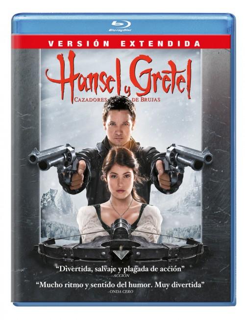Hansel y Gretel - Cazadores de brujas