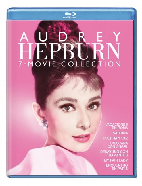 Audrey Hepburn 7-Film Collection