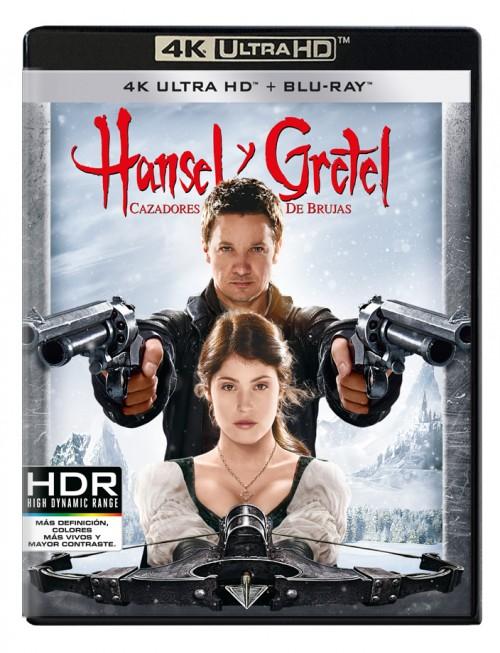 Hansel y Gretel - Cazadores de brujas (4K UHD)