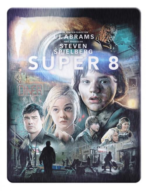 Super 8 (Steelbook)