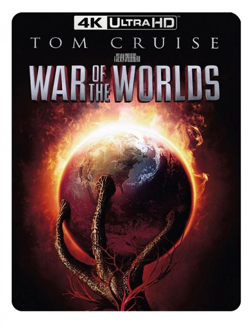 La guerra de los mundos (UHD 4K Steelbook)