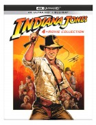 Colección Indiana Jones (4K UHD + BD)