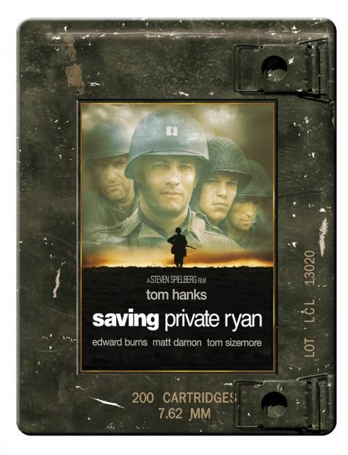 Salvar al soldado Ryan (Steelbook UHD)