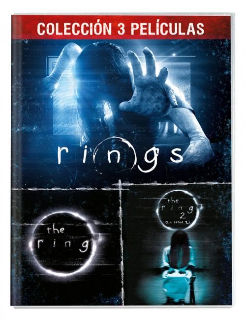 The Ring (La Señal) + The Ring 2 (La Señal 2) + Rings (Pack)