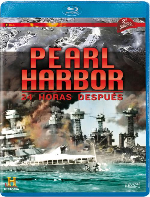 Pearl Harbor: 24 horas después