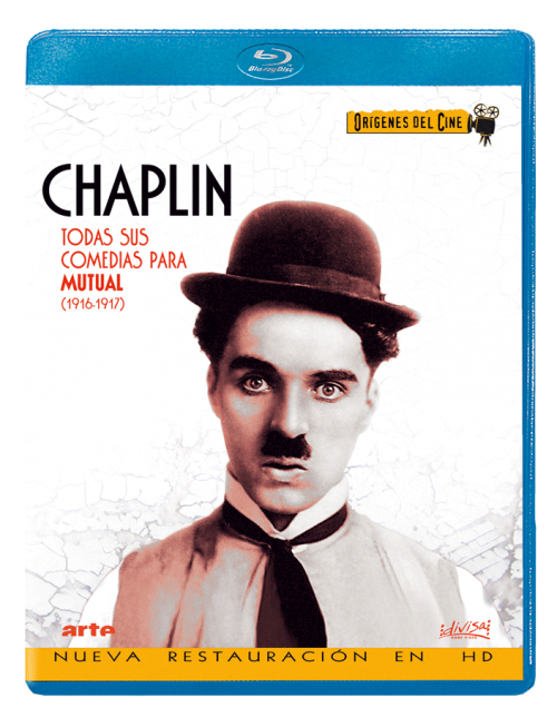 Chaplin: Todas sus comedias para Mutual (1916-1917)