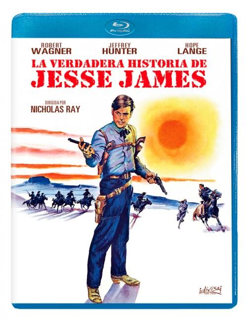 La verdadera historia de Jesse James