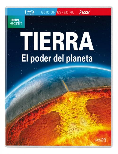 Tierra. El poder del planeta