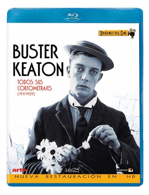 Buster Keaton - Todos sus cortometrajes (1917-1929)