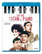 Los que tocan el piano