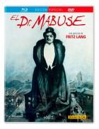 El Doctor Mabuse - El gran jugador + Inferno