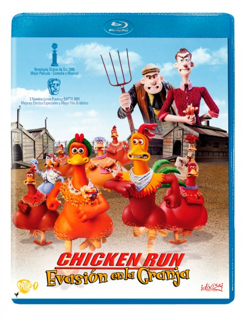 Chicken Run - Evasión en la granja