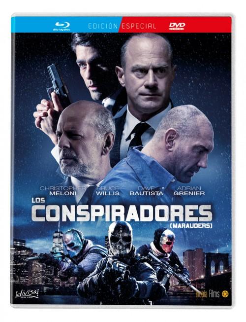Los conspiradores (Marauders)