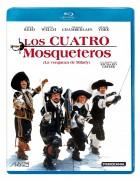 Los Cuatro Mosqueteros (La venganza de Milady)