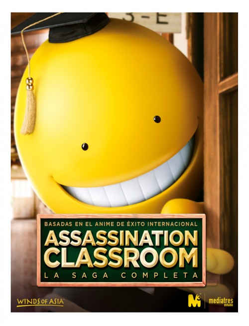 Assassination Classroom (1 y 2)
