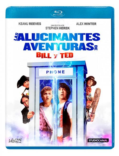 Las alucinantes aventuras de Bill y Ted