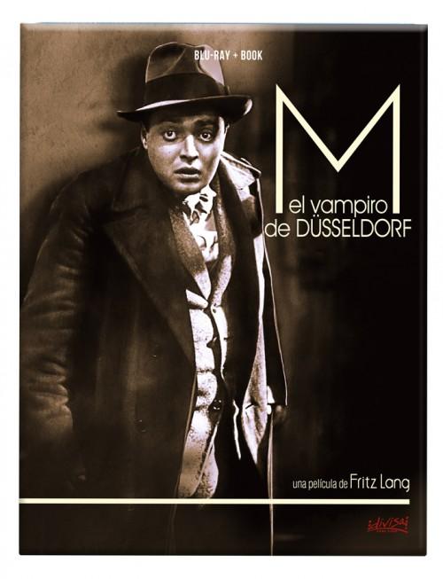 M, el vampiro de Düsseldorf (Edición Especial Digibook)
