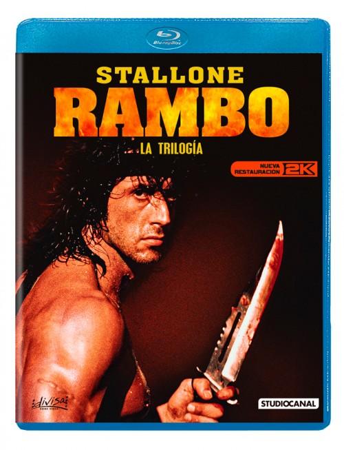 Rambo - La trilogía