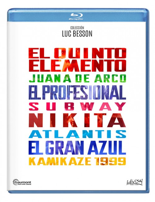 Colección Luc Besson