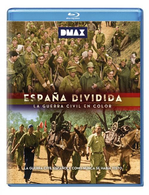 España dividida: La Guerra Civil en color + La mirada de los historiadores