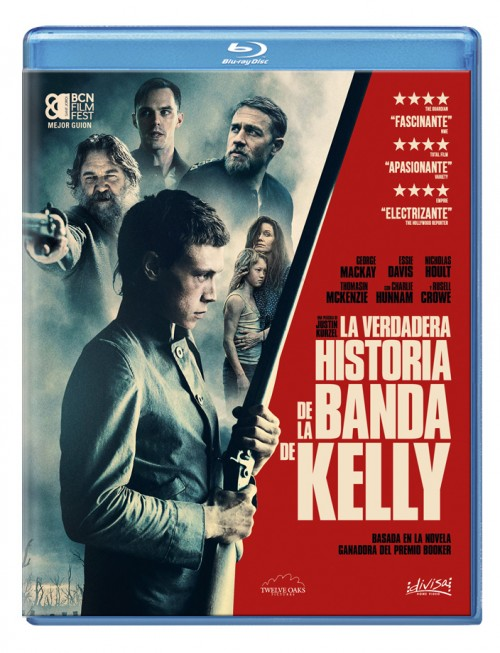 VERDADERA HISTORIA DE LA BANDA KELLY, LA