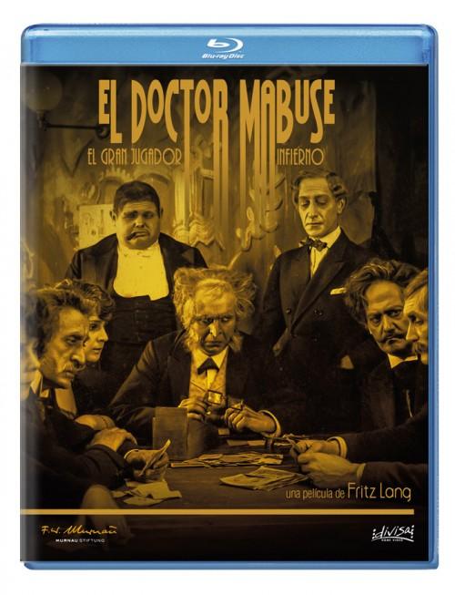 El Doctor Mabuse - El Gran Jugador / Infierno