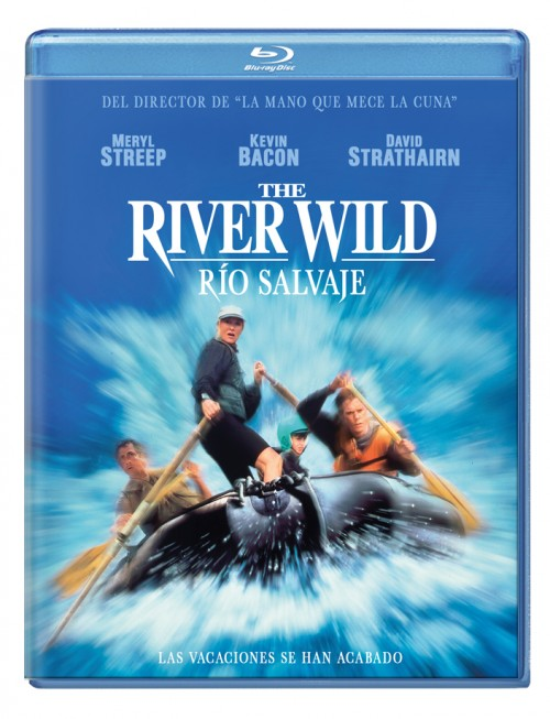 The wild river (Río salvaje)