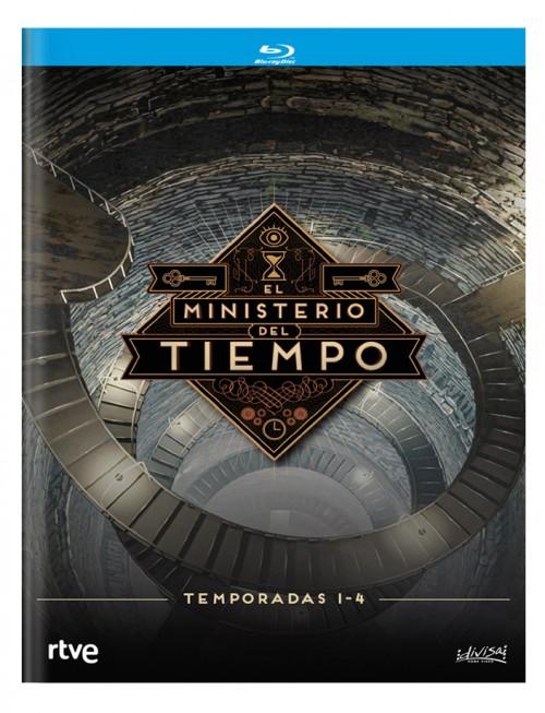El Ministerio del Tiempo T1-T4