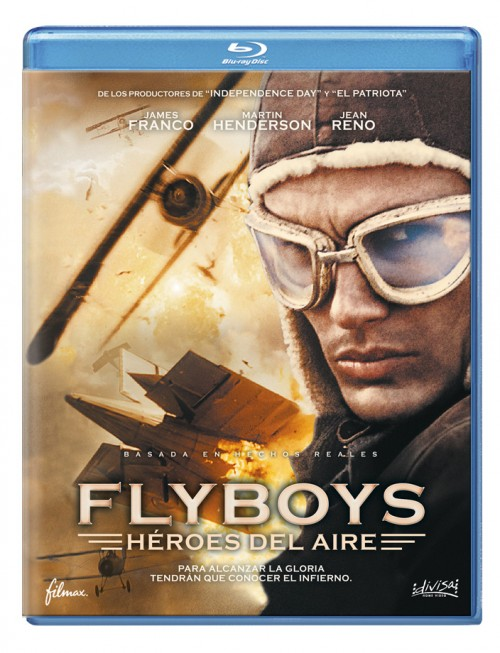 Flyboys. Héroes del aire