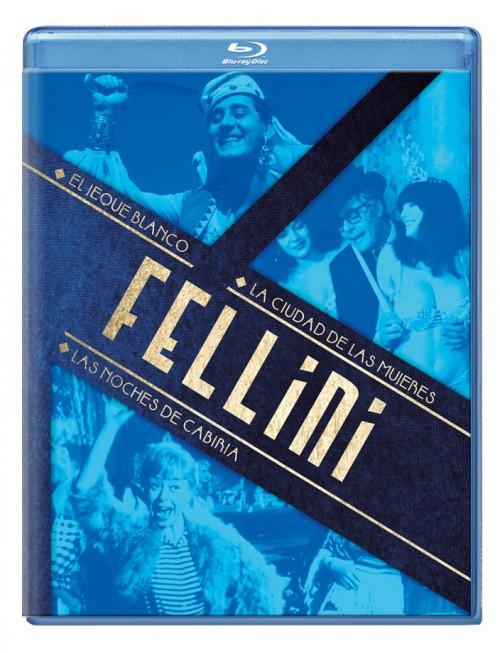 Federico Fellini (Pack)