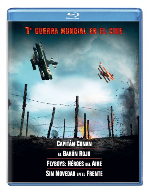 Cine Primera Guerra Mundial (Pack)