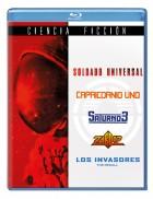 Cine Ciencia Ficción (Pack)
