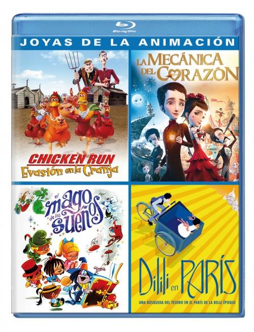 Joyas De La Animación (Pack)