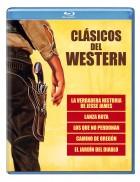 Clásicos Del Western (Pack)