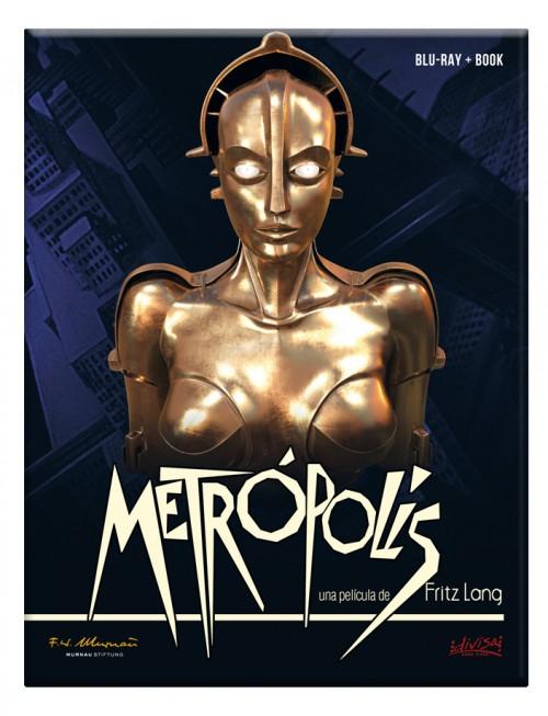 Metrópolis (Edición Especial Digibook)