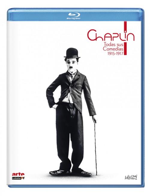 Chaplin - Todas sus comedias (1915-1917)