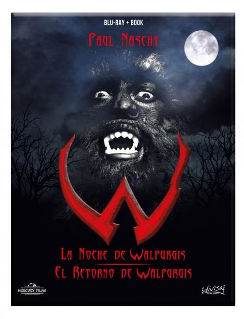 La noche de Walpurgis - El retorno de Walpurgis (E.E. BD + Libro)