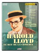 Harold Lloyd, el rey de la comedia