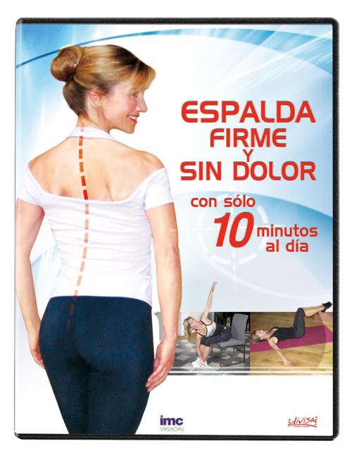 Espalda firme y sin dolor con sólo 10 minutos al día
