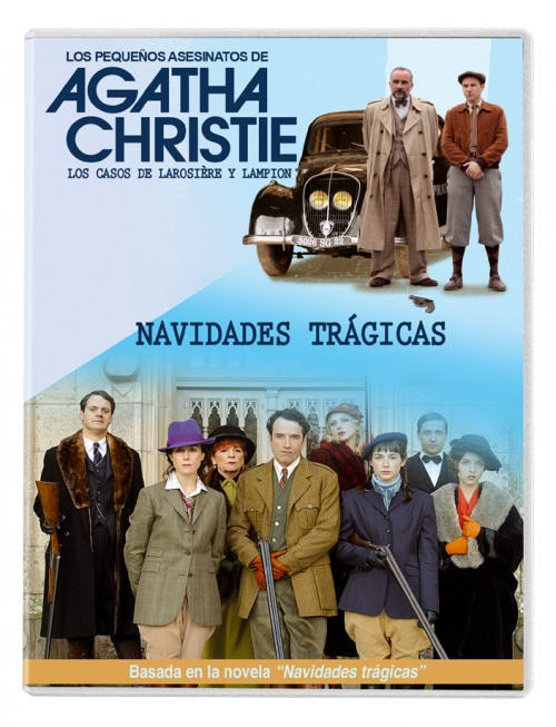 Los pequeños asesinatos de Agatha Christie: Navidades trágicas