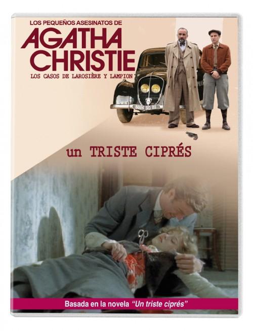 Los pequeños asesinatos de Agatha Christie: Un triste ciprés