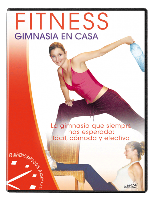 Fitness: Gimnasia en casa
