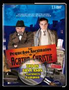 Los pequeños asesinatos de Agatha Christie: Todos los casos de Larosière y Lampion
