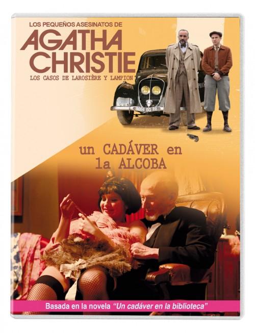 Los pequeños asesinatos de Agatha Christie: Un cadáver en la alcoba