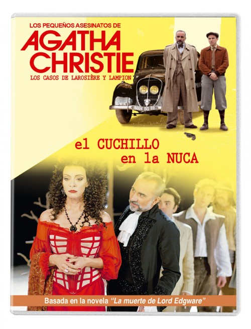 Los pequeños asesinatos de Agatha Christie: Un cuchillo en la nuca
