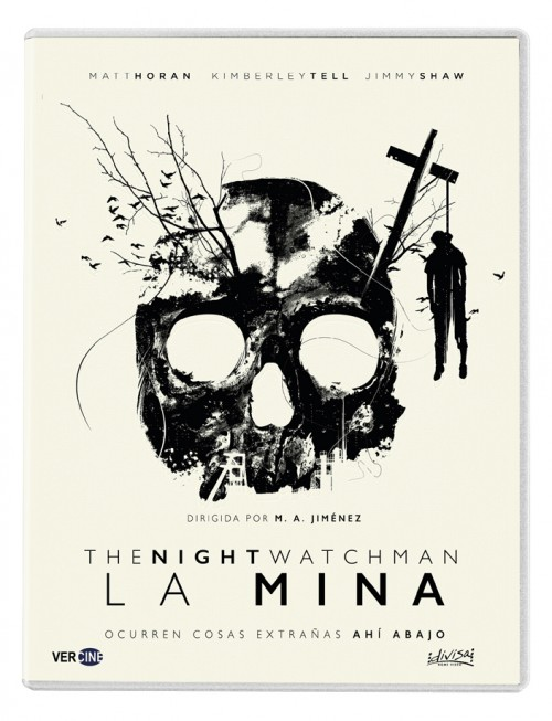 La mina: The night watchman