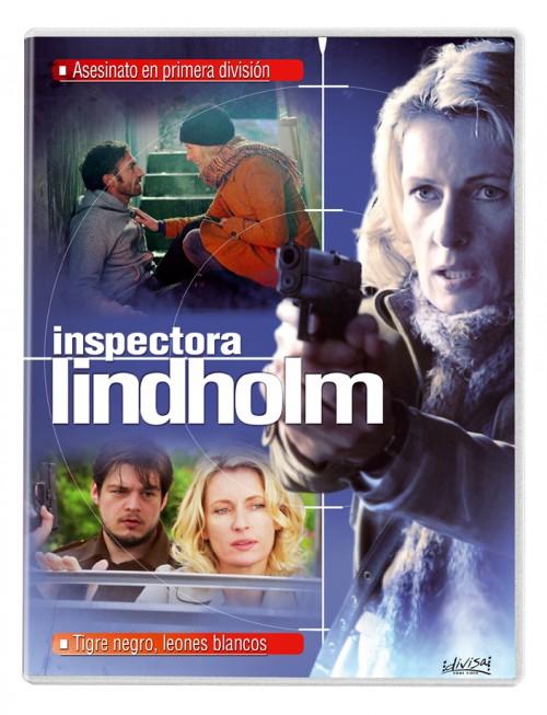 Inspectora Lindholm: Asesinato en primera división / Tigre negro, leones blancos