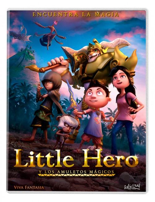 Little Hero y los amuletos mágicos