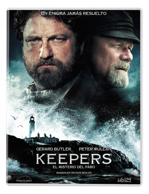 Keepers. El misterio del faro